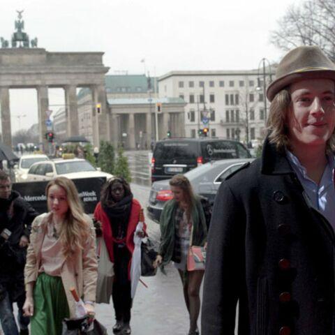 Pierre Sarkozy, à Berlin pour affaires
