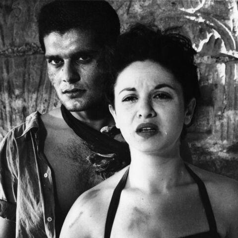 Omar Sharif et Faten Hamama, couple mythique du cinéma