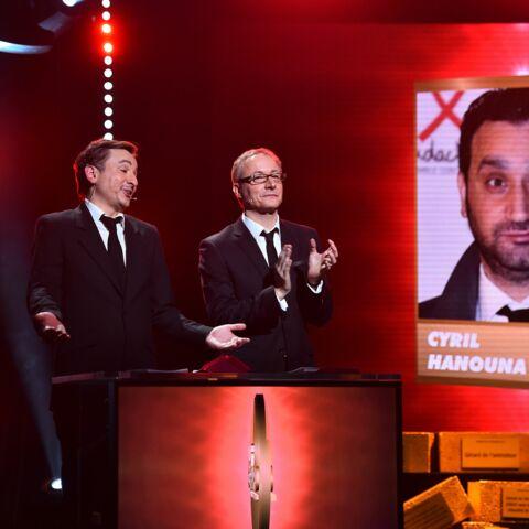 Gérard de la télévision: Touche pas à mon poste grand gagnant