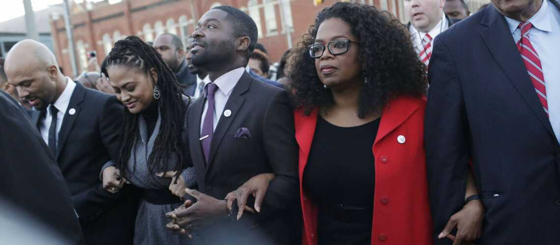 Oprah Winfrey et John Legend célèbrent le Martin Luther King's Day