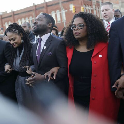 Oprah Winfrey et John Legend célèbrent le Martin Luther King's Day