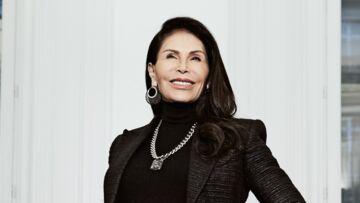 Mouna Ayoub: «La mode m'a permis de faire la paix avec moi-même»