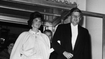 PHOTOS – Jackie Kennedy, Hillary Clinton, Michelle Obama… Les robes des premières dames américaines pour le bal d'investiture
