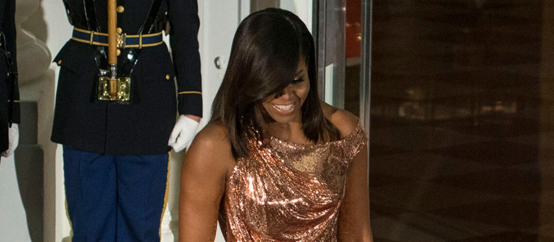 PHOTOS – Michelle Obama, 8 années de style : les tenues les plus marquantes de la First Lady