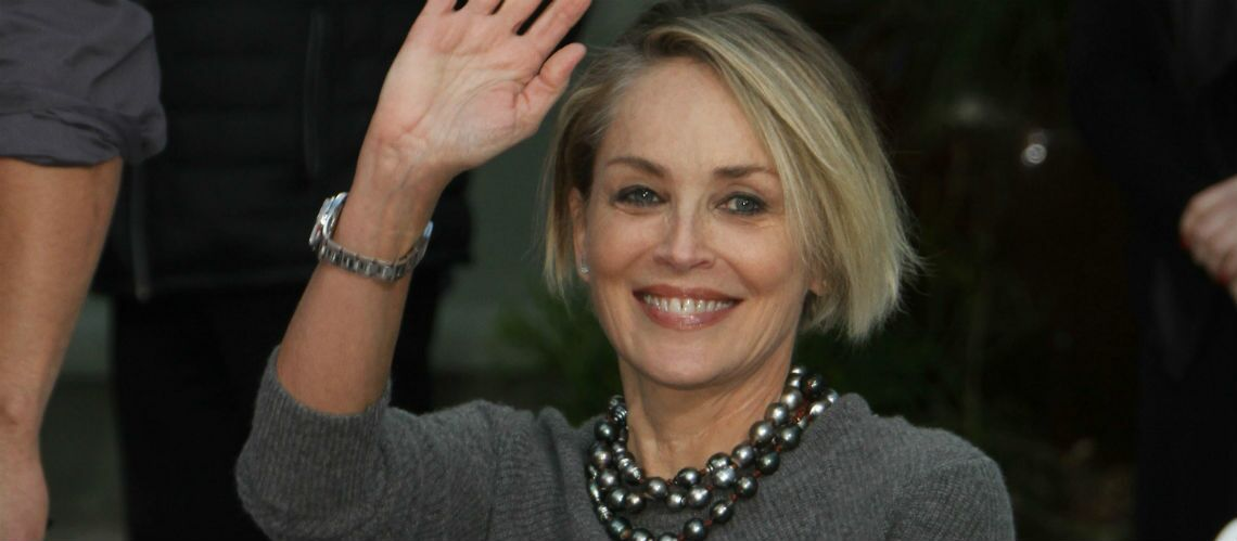 PHOTO – Sharon Stone: ses fils Laird et Quinn ont bien grandi