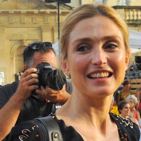 Julie Gayet, jolie dame d'Avignon