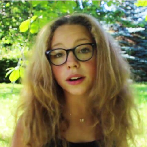 La fille d'Emma de Caunes et Sinclair, future star de Youtube
