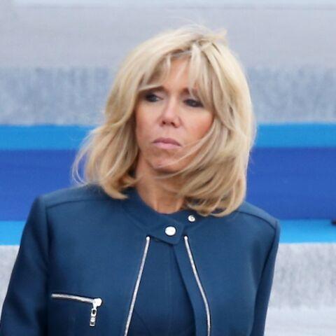 """Brigitte Macron parle de son """"job"""" de première dame"""