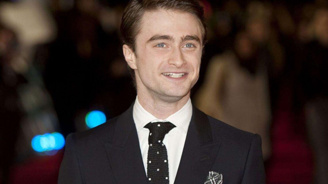 Vidéo-Daniel Radcliffe ivre dans un clip