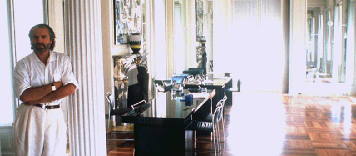 Offrez-vous la maison de Gianni Versace