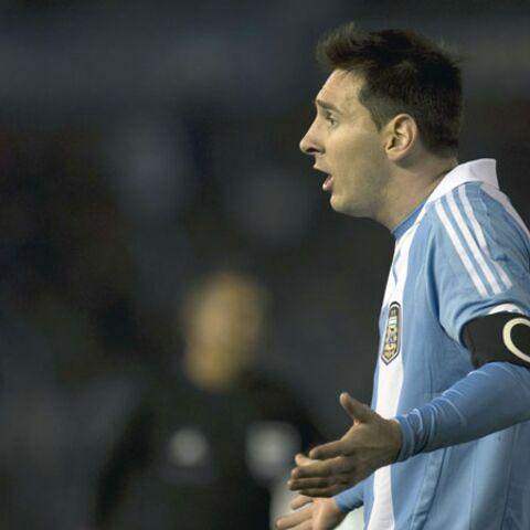 Lionel Messi et son père mis en examen