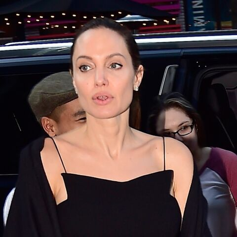 Angelina Jolie, toujours plus maigre