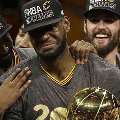 Rihanna, Beckham, Lady Gaga: tous fans de Cleveland pour la finale NBA