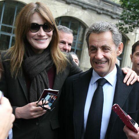 """Carla Bruni et son mari Nicolas Sarkozy indépendants: """"Je fais ce que je veux et lui aussi"""""""