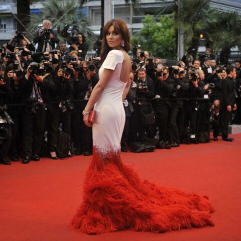 Cheryl Cole, Diane Kruger, Isabelle Huppert: divas de choc devant le Palais des Festivals