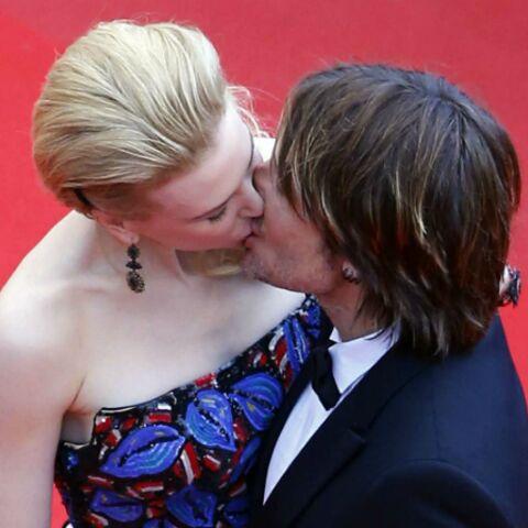 Nicole Kidman, l'amour sur tapis rouge