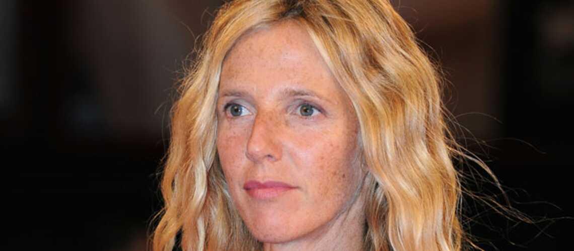 Sandrine Kiberlain au Top à Cannes