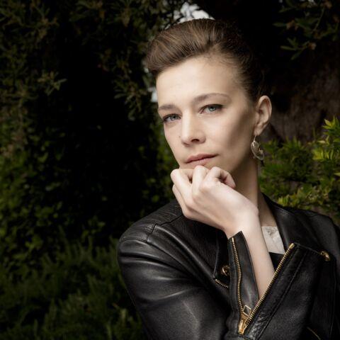 """Cannes 2014 – Céline Sallette: """"Les paillettes? Je ne les vois pas"""""""