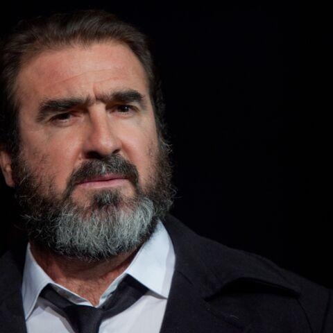 Eric Cantona tacle Michel Platini