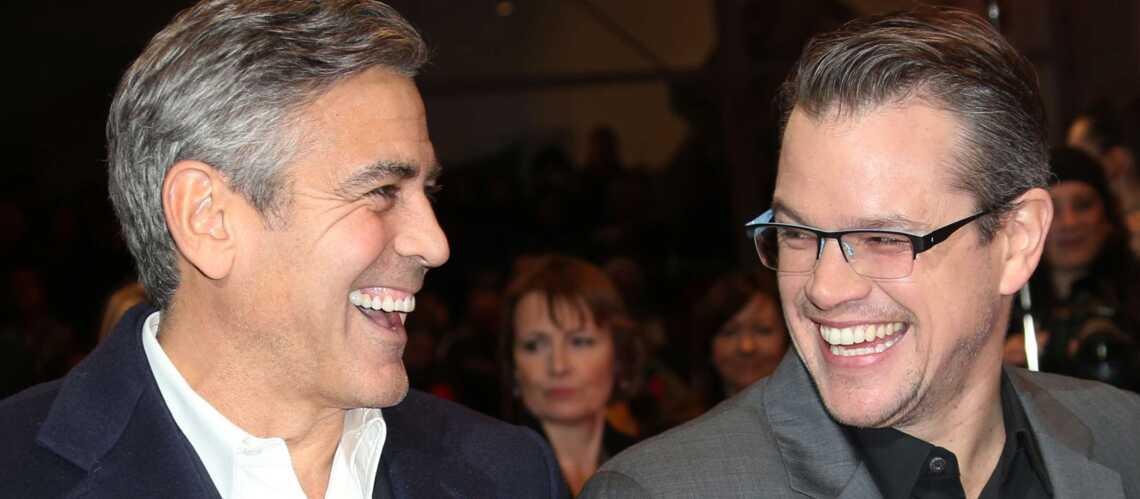 George Clooney a choisi son témoin