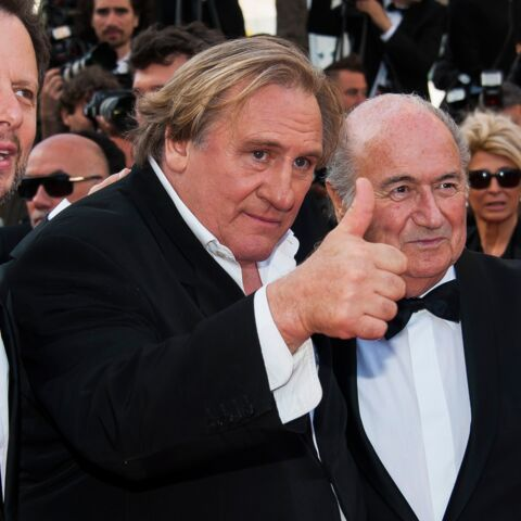 L'interview foot de Gérard Depardieu