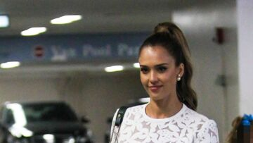 T'as le look… Jessica Alba!