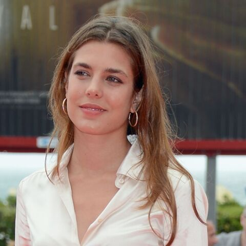 Charlotte Casiraghi, belle de Gucci