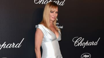 La Gold Night de Chopard avec Uma Thurman, Robbie Williams et Irina Shayk
