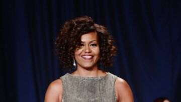 Michelle Obama se vante d'être plus sportive que son mari