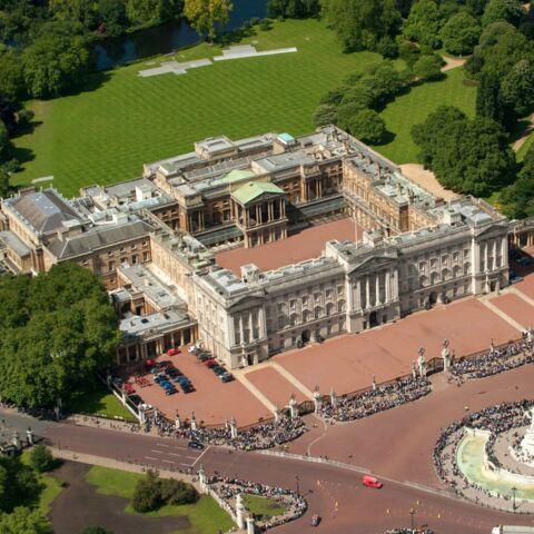 Un homme arrêté pour intrusion dans Buckingham Palace