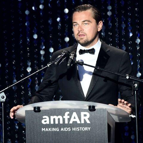 Le don très personnel de Leonardo DiCaprio au gala de l'amfAR