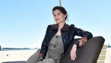 Laetitia Casta, rock en Cavalli à Cannes