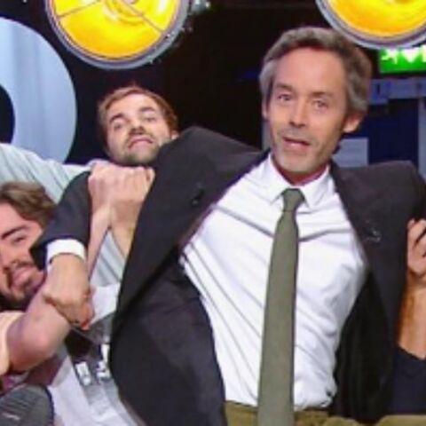 Yann Barthes insulté par l'équipe d'Emmanuel Macron: l'animateur y avait déjà fait allusion