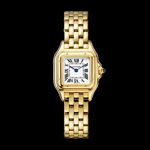 Cartier relance sa mythique montre Panthère