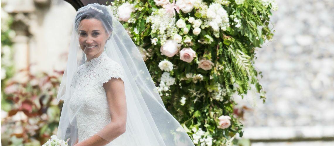 PHOTOS – Pippa Middleton: toutes les images du mariage