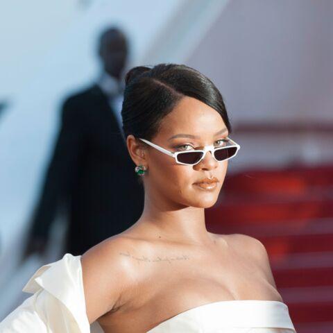 PHOTOS –Rihanna à Cannes: sur le tapis rouge, elle est seule au monde