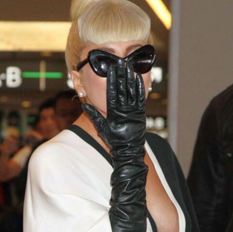 Lady Gaga coupe le son