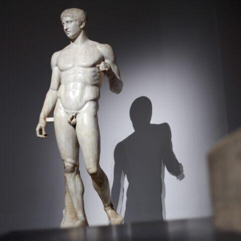 Lui, Auguste, au Grand Palais