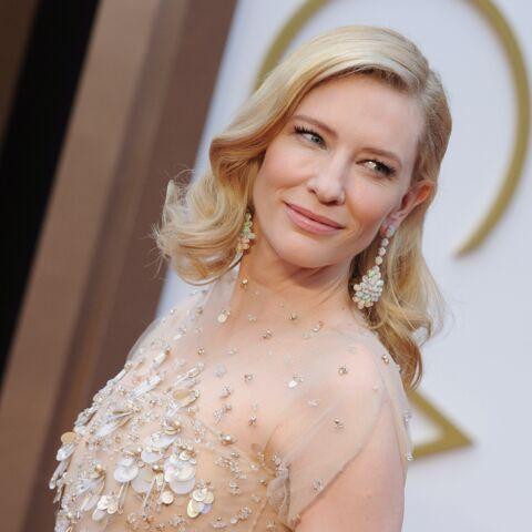 Cate Blanchett, oscar du glamour
