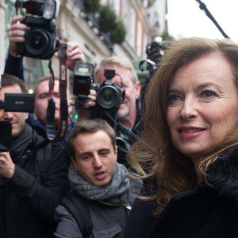 Valérie Trierweiler discrète pendant la campagne… elle revient sur Twitter