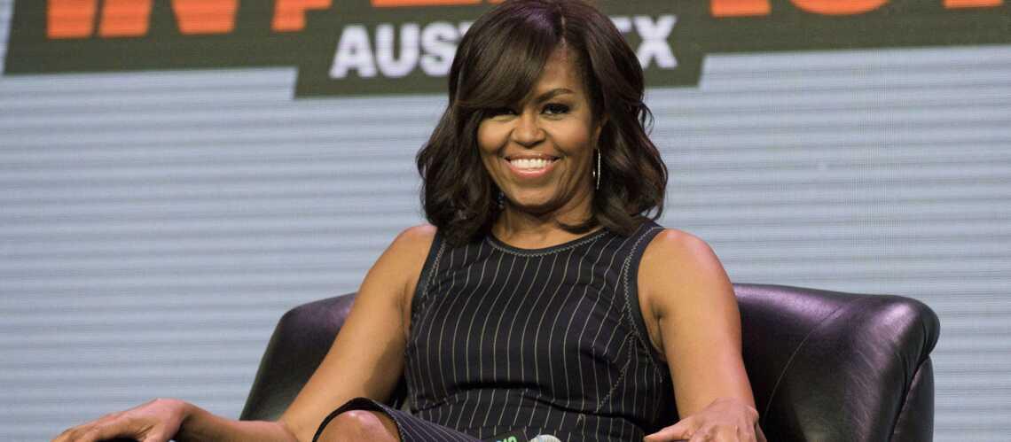 Michelle Obama se lance dans le rap