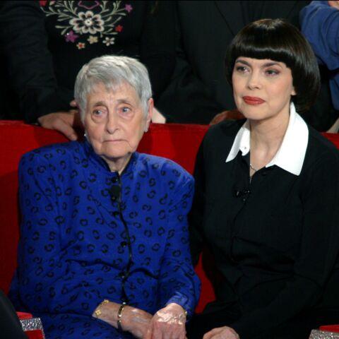 Mireille Mathieu inconsolable, sa mère vient de mourir