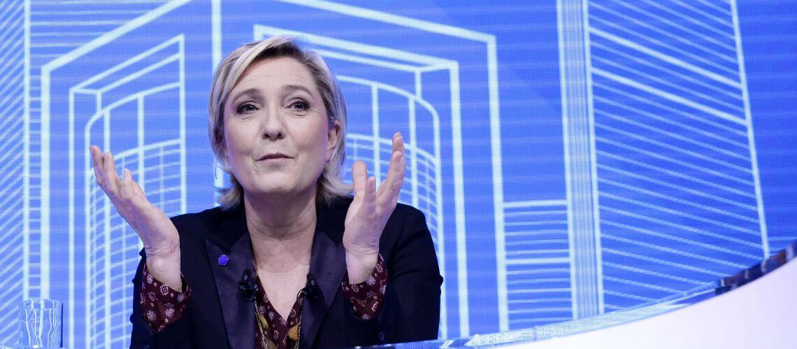 «C'est une barraque», les rares confidences de Marine Le Pen sur son fils