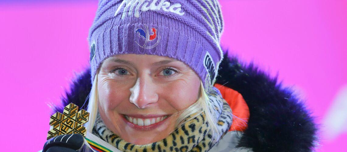 PHOTO – Tessa Worley qui est le chéri de la championne de ski?