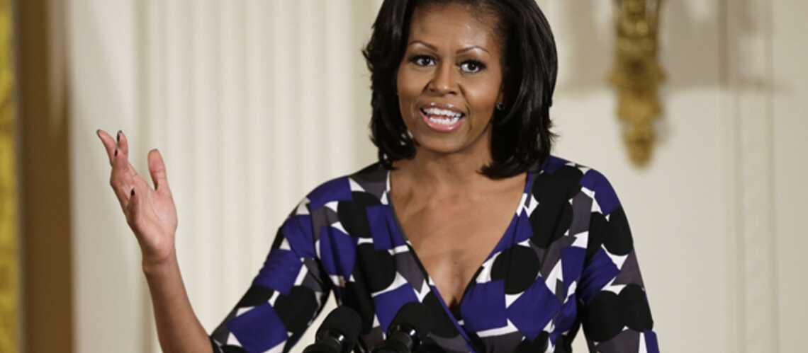 Michelle Obama: deuxième round du style