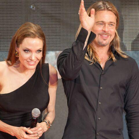 Brad Pitt et Angelina Jolie: leur rosé est le meilleur du monde