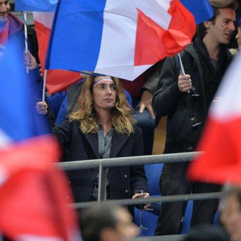 Melle Agnès, M Pokora, Michel Cymès: Premiers supporters des Bleus!