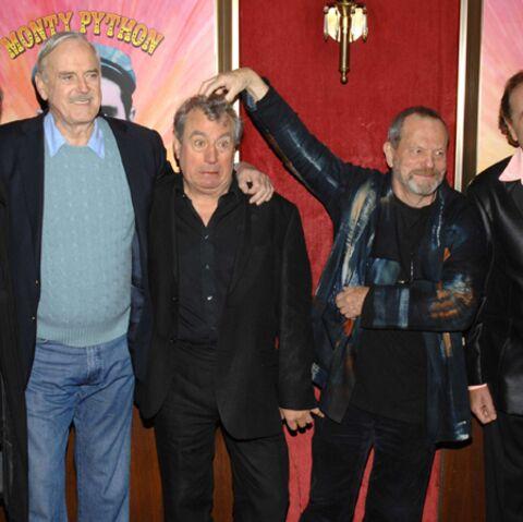 Les Monty Python sacré retour!
