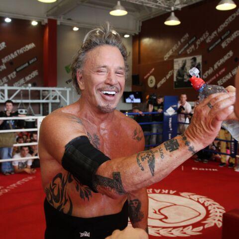 Mickey Rourke remonte sur le ring à 62 ans