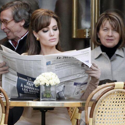 Photos – Angelina Jolie, Beyoncé, Paris Hilton: Paris est devenue leur capitale